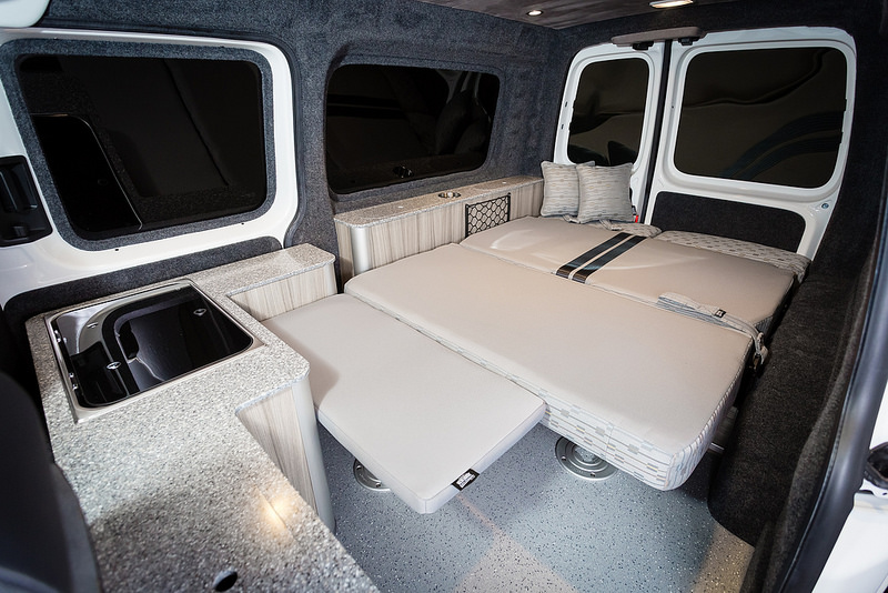 caddy conversions new wave custom conversions. Black Bedroom Furniture Sets. Home Design Ideas