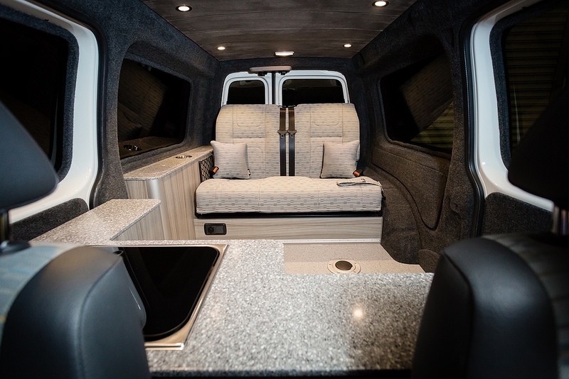 Caddy Conversions New Wave Custom Conversions