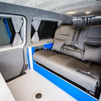 VW Caddy-Maxi Camper Conversion