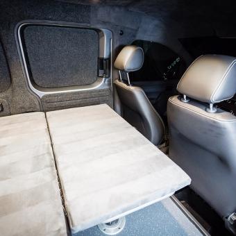 VW Caddy-Maxi Conversion
