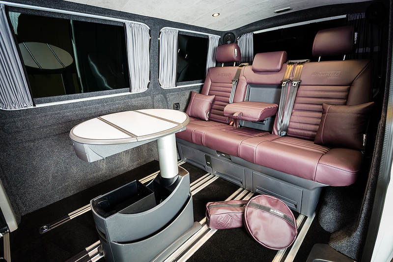 Caravelle conversions new wave custom conversions for Vw kombi interior designs