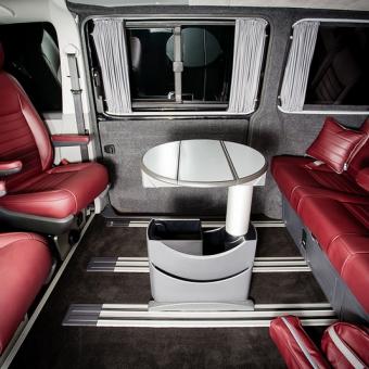 VW T5 (SWB) Caravelle Interior Conversion
