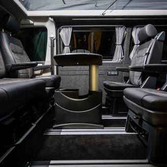 VW T6 (LWB) Caravelle Interior Conversion