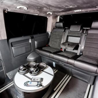 VW T5 (LWB) Caravelle Interior Conversion