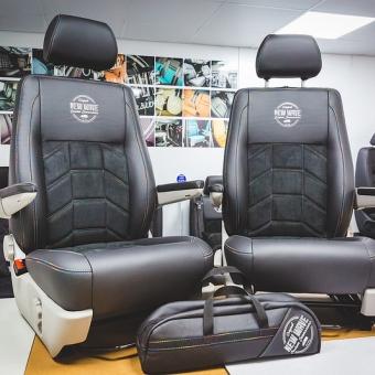 Custom Seating Options