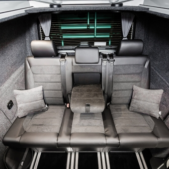VW T6 Caravelle Business Class Upholstery