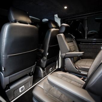 VW T6 Caravelle Upholstery
