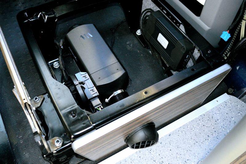 New Wave Custom Conversions Vw T5 Night Heaters