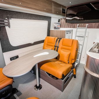 Crafter Interior Conversions