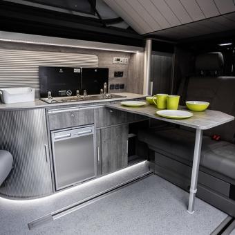 Transporter Interior Conversions