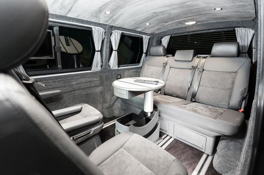 The Shaw's Caravelle Interior Conversion