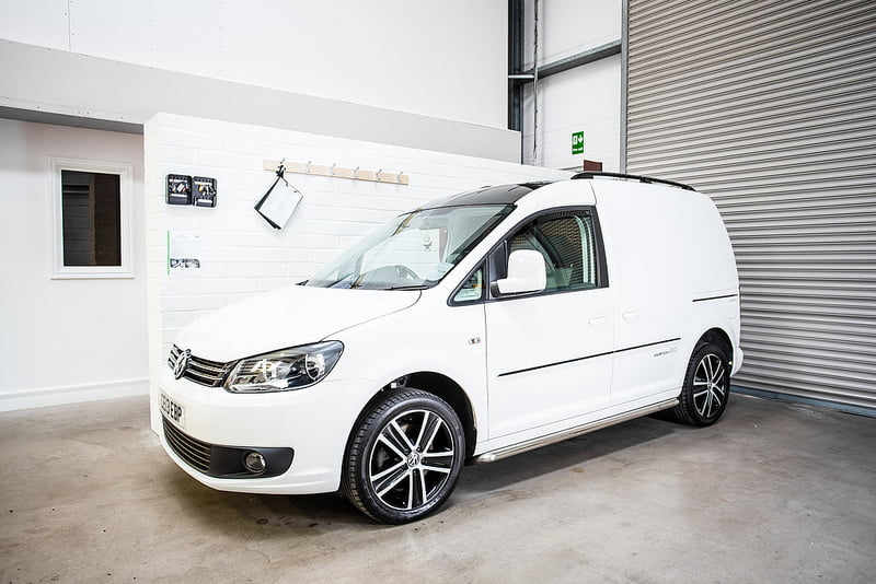 Volkswagen caddy edition 30 exterior and interior youtube.