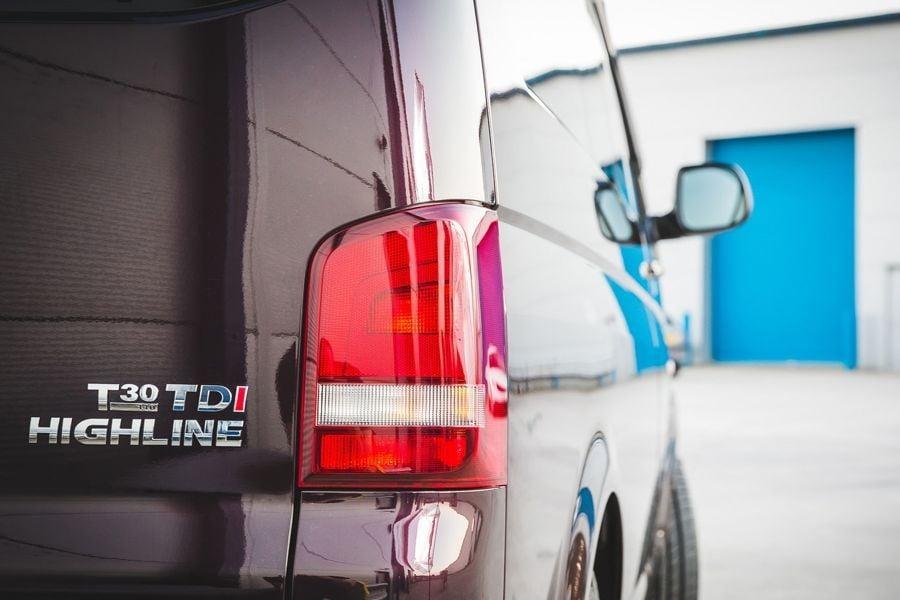VW Sportline Tailgate Clusters