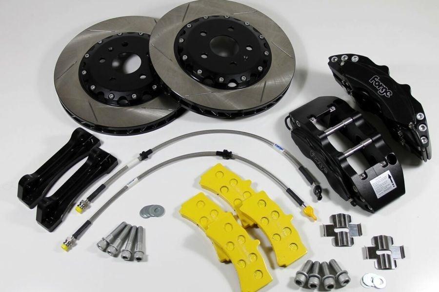 Forge Motorsport 'Big Brake Kit' for Volkswagen T5.