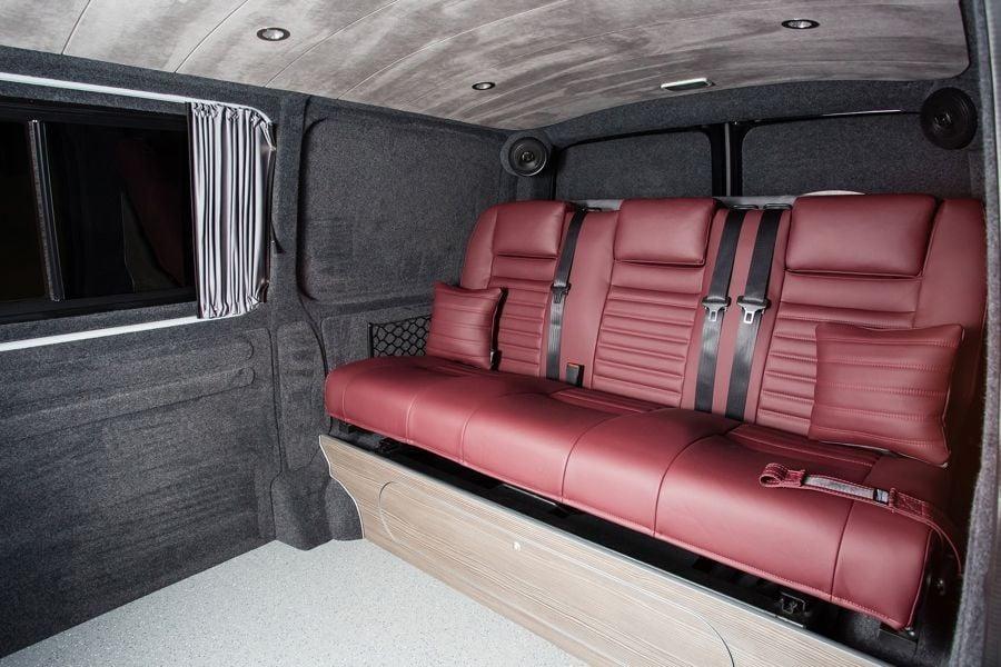 The Board's Custom T5 Interior Conversion
