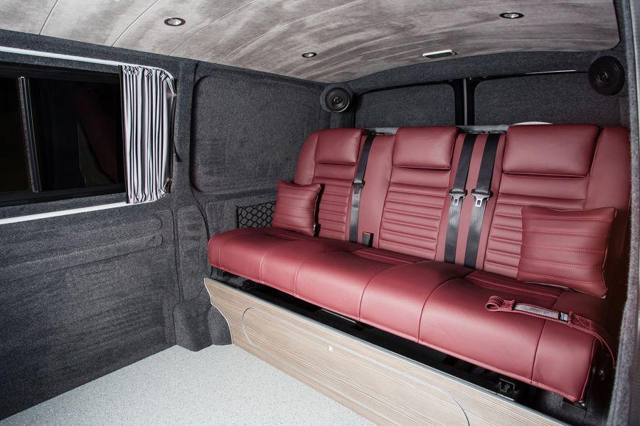 The Board S Custom T5 Interior Conversion New Wave
