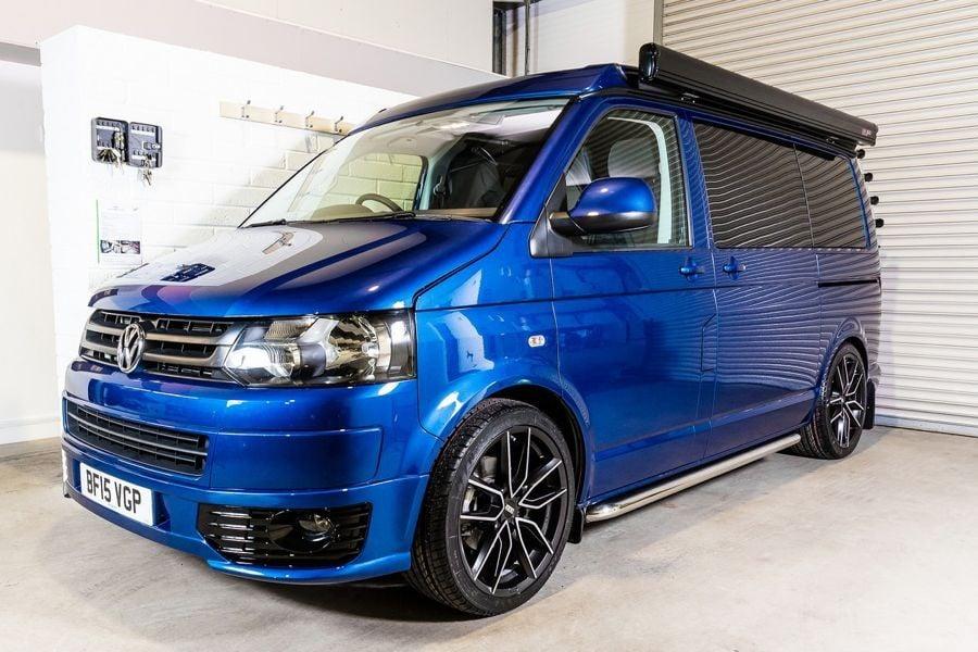 The Kilnan's VWT5 Exterior Conversion