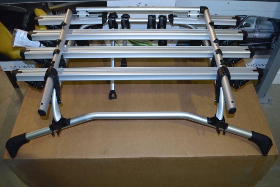 VWT6 Tailgate Bike Rack