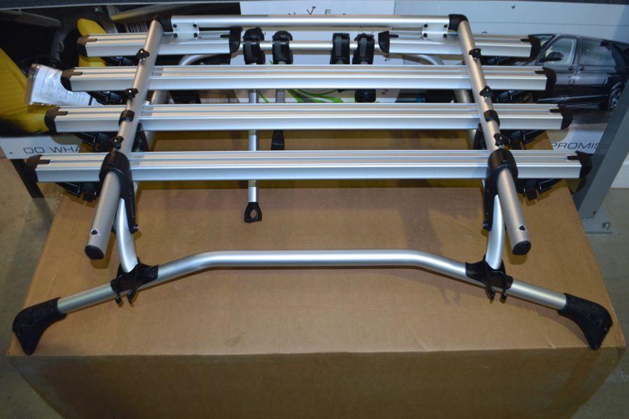 Vwt6 Tailgate Bike Rack New Wave Custom Conversions