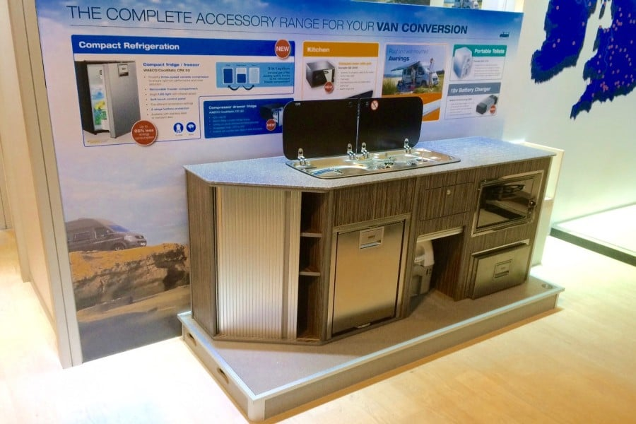 NWCC Manufacture Dometic's Demonstration Pod