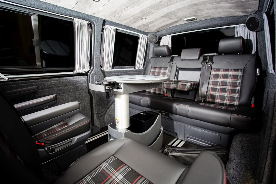 The Sofocleous' VWT6 Caravelle BI-Turbo Edition
