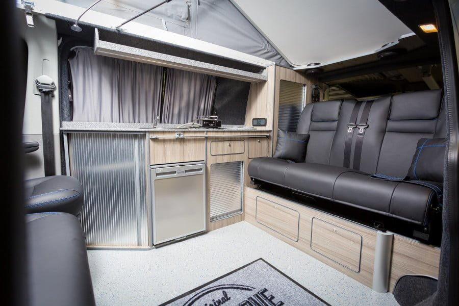 The Sant's TRADITIONAL 'LUX' CAMPER CONVERSION