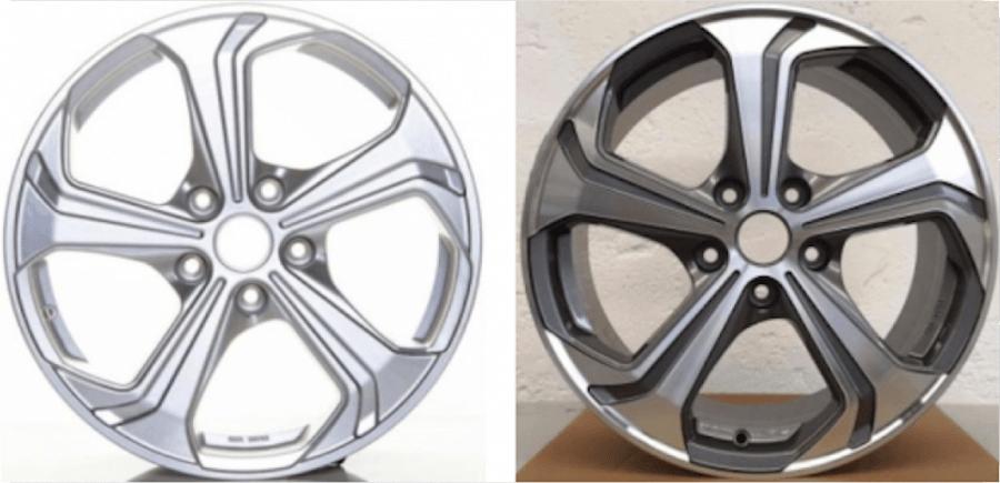 VWT6 Sportline Alloy Wheels