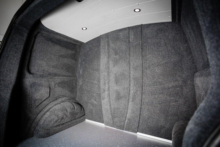 SD Sealants' VWT6 Kombi & Lining Interior Conversion