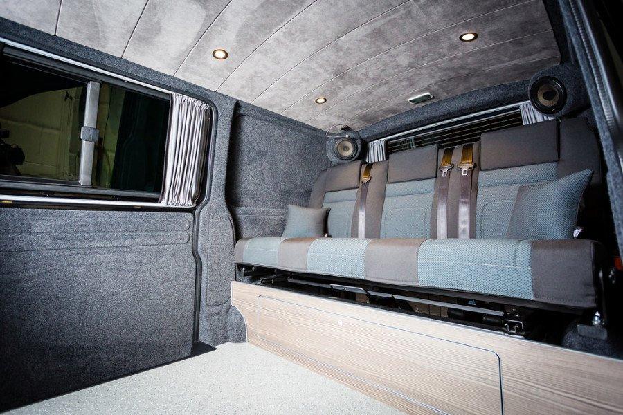 The Higgins' VWT6 Custom Interior Conversion