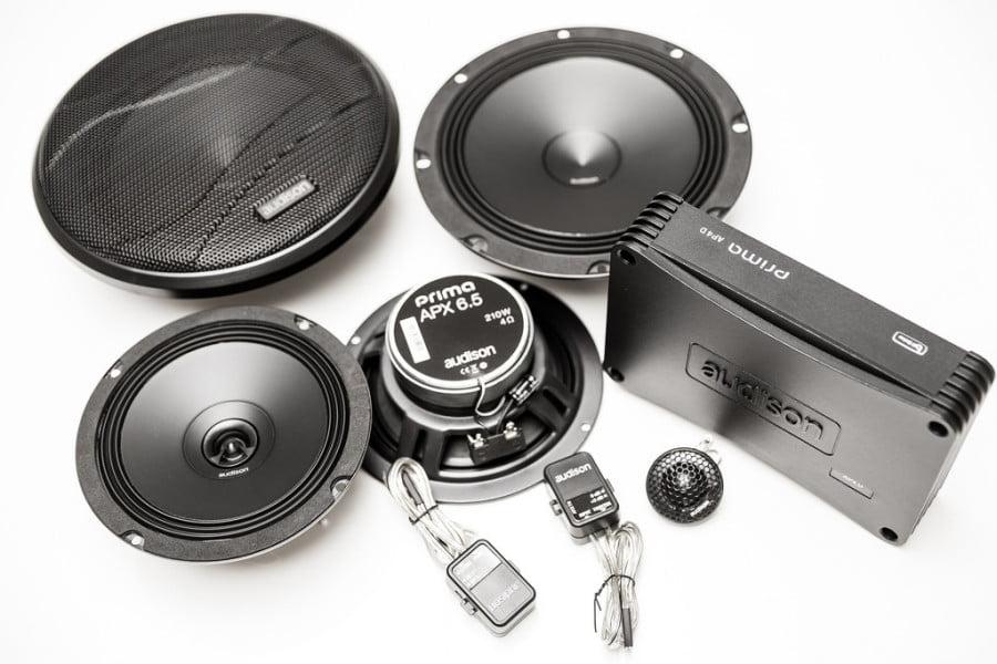 Audison Prima Audio Upgrades