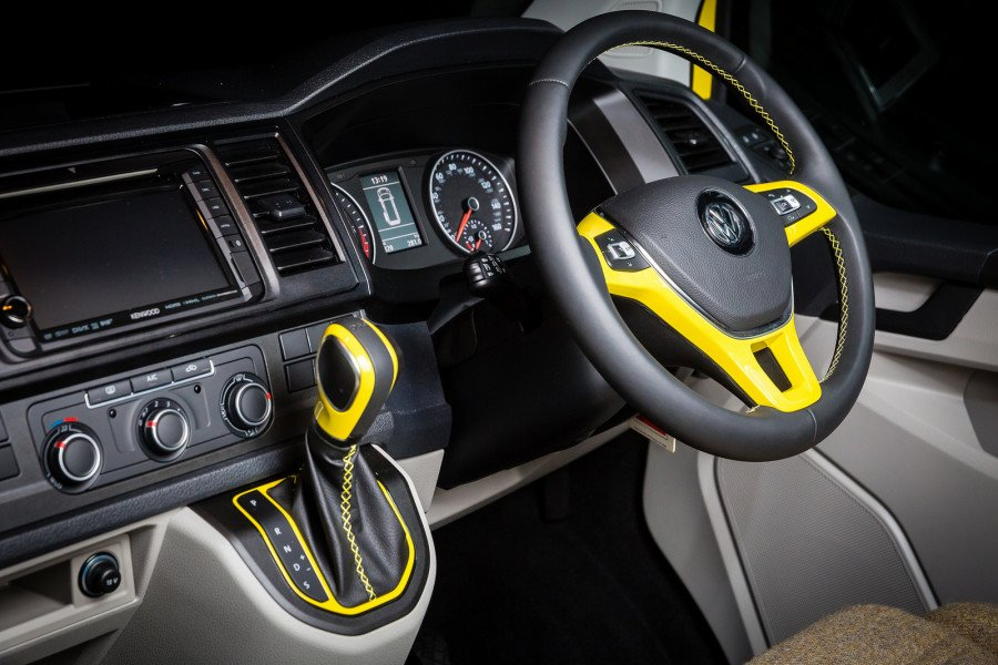 VW STEERING WHEEL OPTIONS TO ENHANCE YOUR VW T5 OR T6