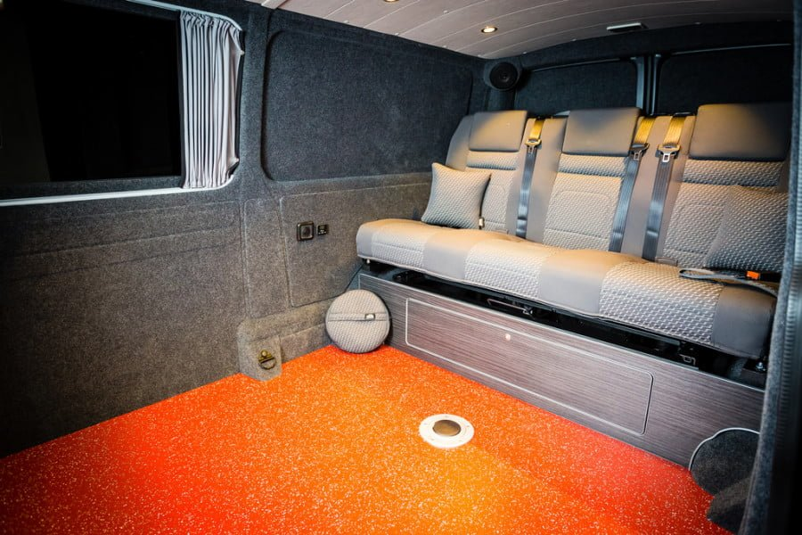 THE SHEPHARD'S CUSTOM INTERIOR CONVERSION