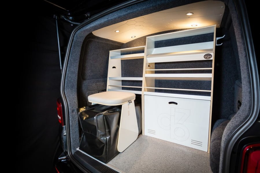 DB7's VWT5 Custom Interior Conversion