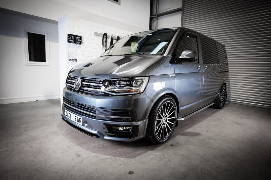 The FARR'S VWT6 Upgrades