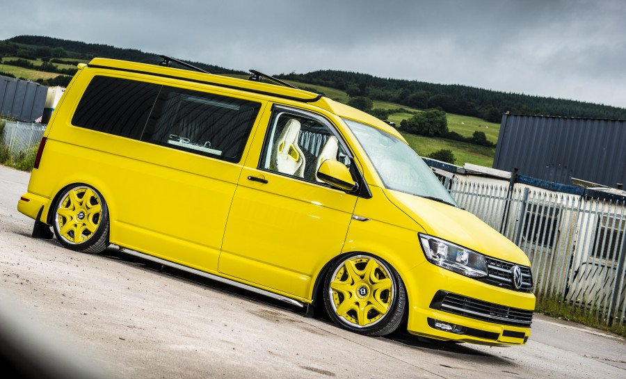 VWT6 Sportline Accessories & Recommendations