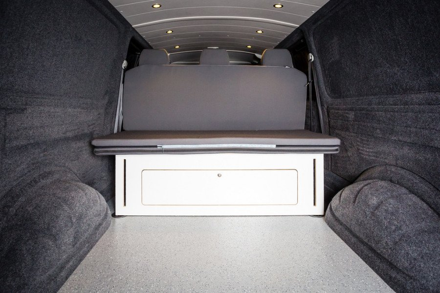 The Mahoney's Lining Conversion & Kombi Bed Extension