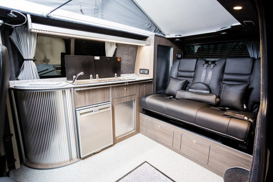 The Grant's VWT6 Traditional 'Lux' Camper Conversion