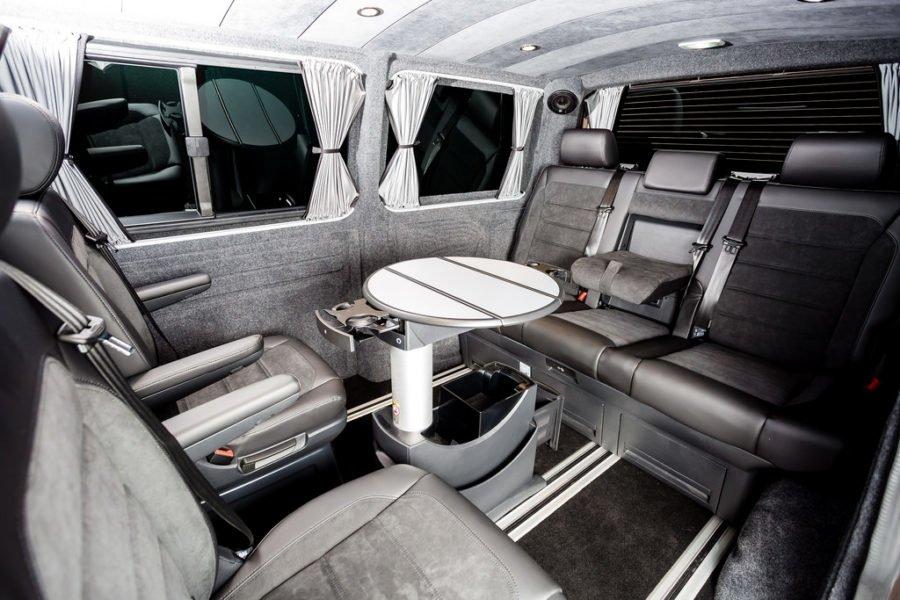 The Costello's Caravelle Interior Conversion