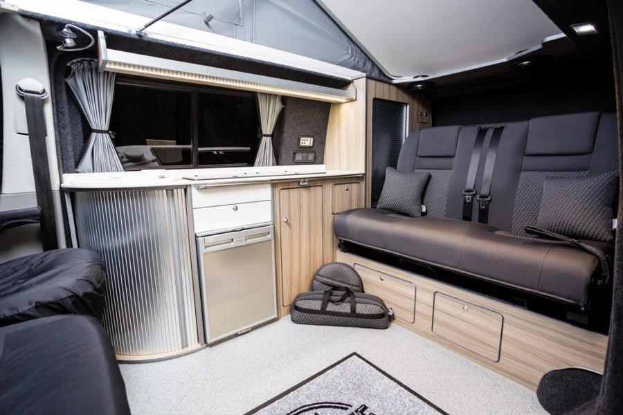 The Di & Dan's Traditional 'Lux' Camper Conversion