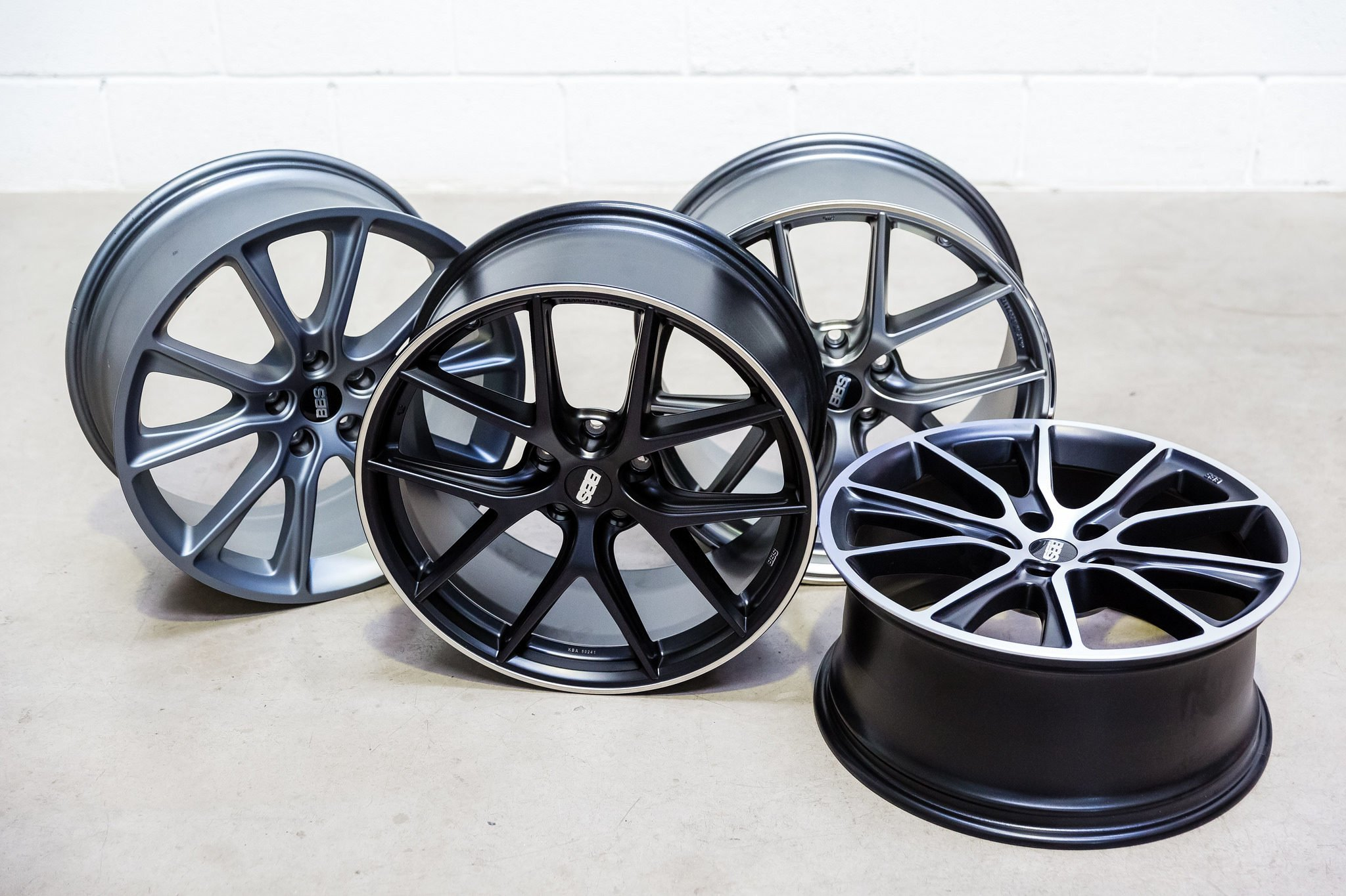 BBS Alloy & Tyre Packages