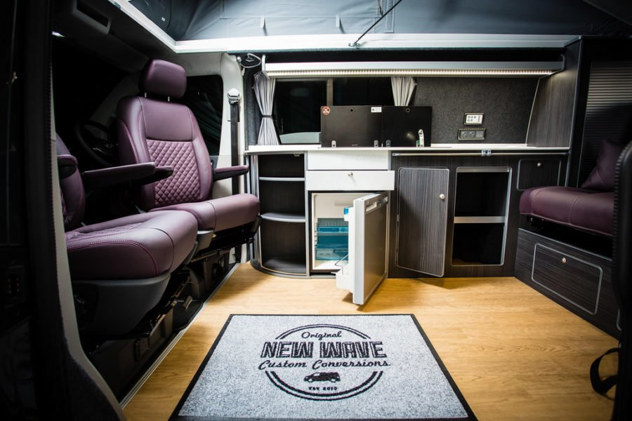The Tavernier's VWT6 LWB Traditional 'Lux' Camper Conversion