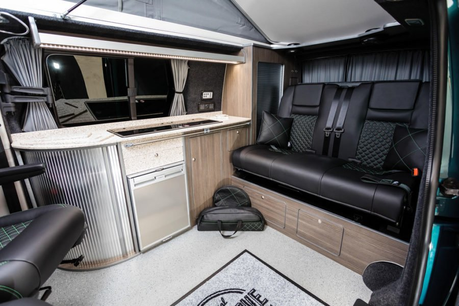 The Gwynn's VWT6 Traditional 'Lux' Camper Conversion