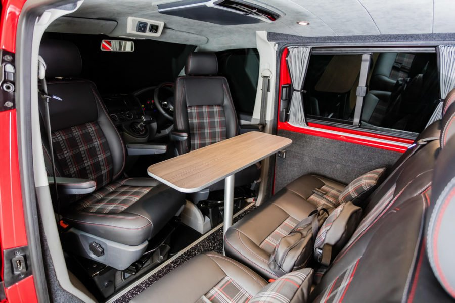 The Feely's VWT5 Kombi Conversion