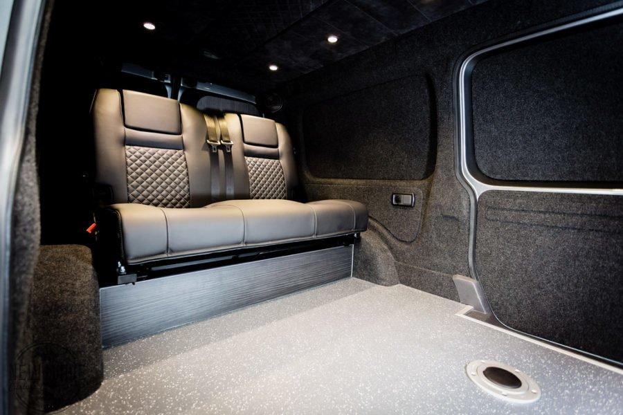 Mitch's VW Caddy – Maxi Conversion