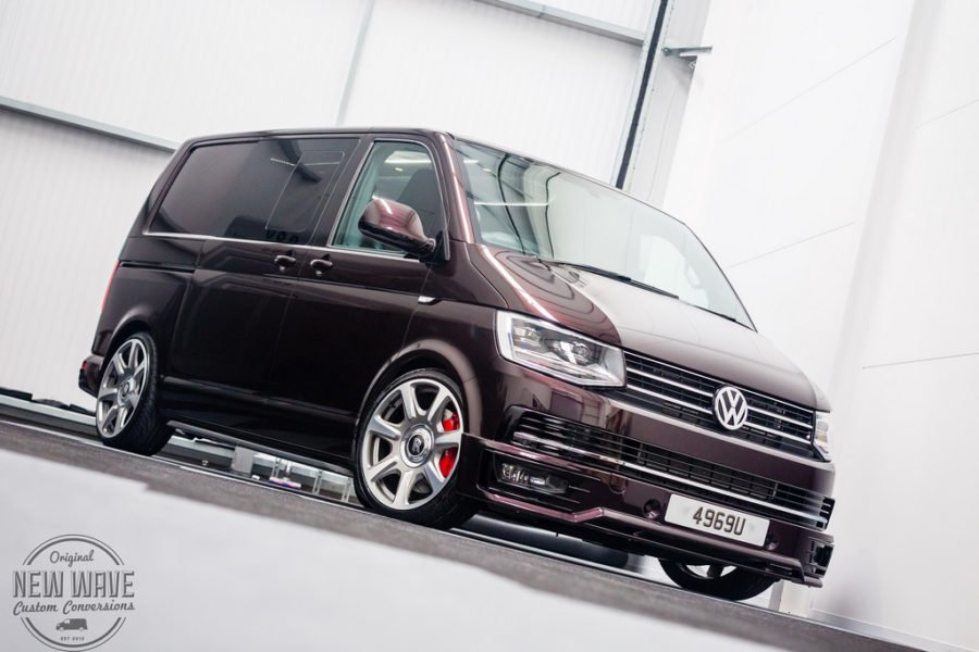 The Manuello's VW T6 Caravelle Conversion