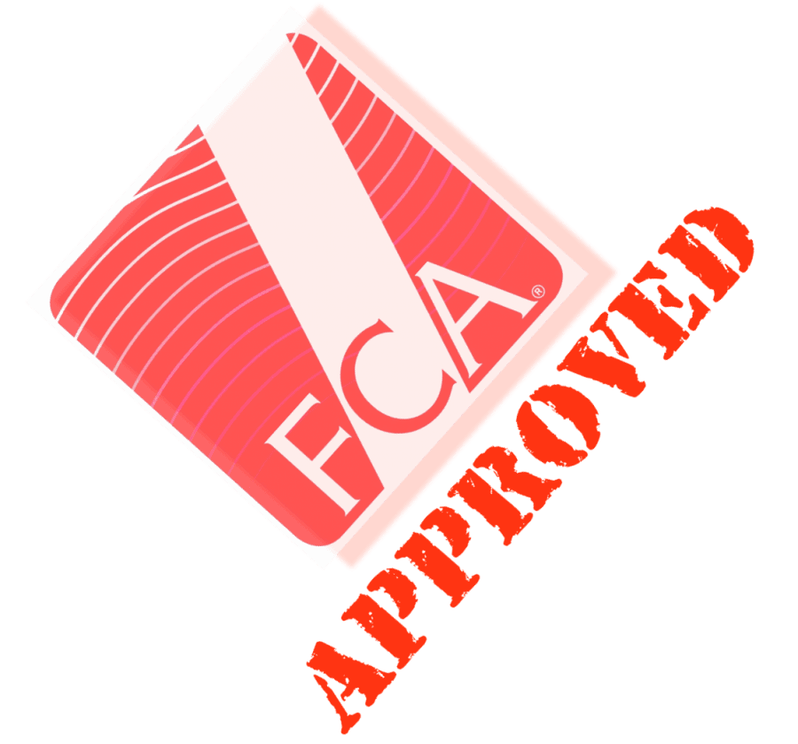 FCA Approved – Finance Available.