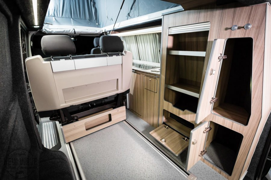 The Jones' VW T6 Verso Conversion