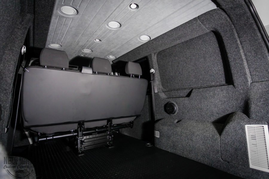 The Hopkins' VW T6 Lining & Exterior Conversion