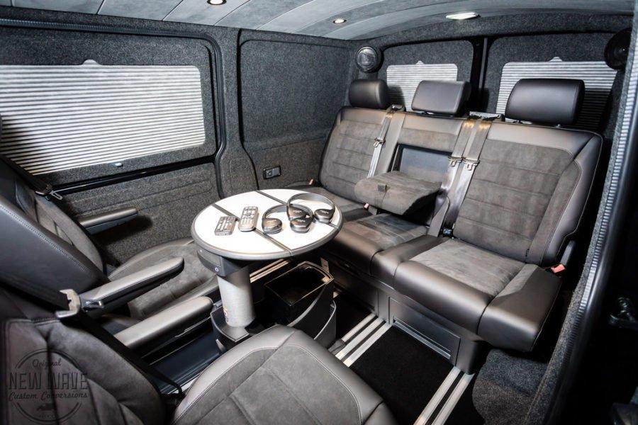 The Wood's VW T6 Caravelle Conversion