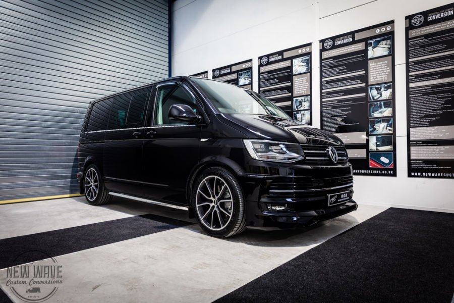The Campbell's VW T6 Lining & Exterior Conversion